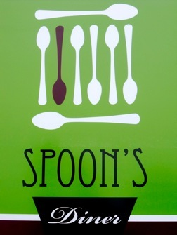 Spoons Diner Of Victoria Classic Greasy Spoon Without The Messy